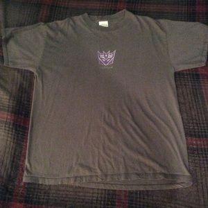 Vintage transformers T-shirt